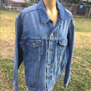 Levi's  Classic Trucker Denim Jacket 70507 Size XL